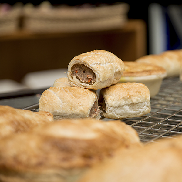 PARTY SAUSAGE ROLLS-Gusto-Bakery