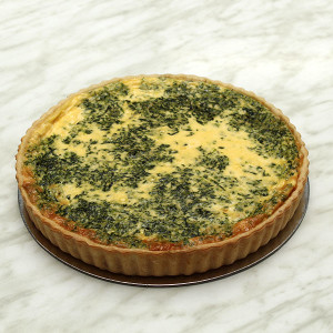 savoury-quiche-spinach-vegetarian-family-gusto-bakery
